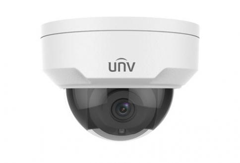 IP Camera - 4MP 2.8mm IP67@K10 SD Card IR30 Fixed Dome, Prime Series