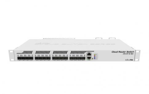 Cloud Router Switch 317-1G-16S+RM