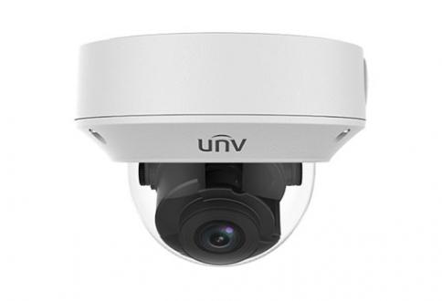 IP Camera - 5MP 2.8-12mm (Motorized) VF IP67&IK10 SD Card IR Fixed Dome, SUPER STARVIEW Series