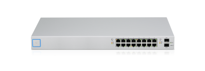 UniFi PoE Switch, 16 Ports, 150W