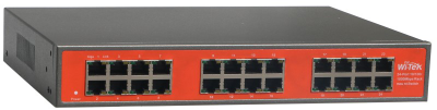 24FE Ports Unmanaged Switch