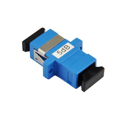 5dB, SC to SC mechanical attenuator