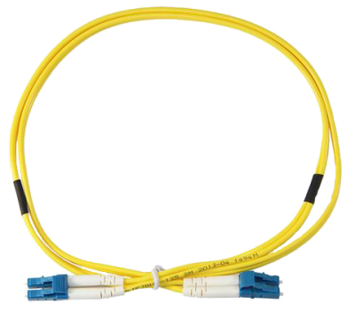 LC/UPC-LC/UPC Single-mode Duplex Patchcord 3mm 2m