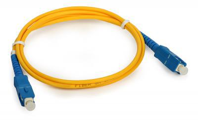 SC/UPC-SC/UPC Single-mode Simplex Patchcord 3mm 1m