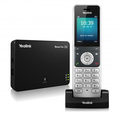 Business HD IP DECT Phone W56P
