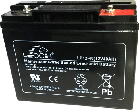 Rechargeable Lead Acid UPS Battery 12V/40AH