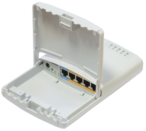 Outdoor PoE Router PowerBox