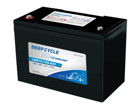 Rechargeable Lead Acid UPS Battery 12V/105AH