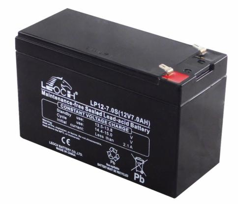 Rechargeable Lead Acid UPS Battery 12V/7AH