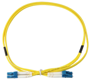 LC/UPC-LC/UPC Single-mode Duplex Patchcord 3mm 10m