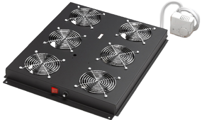 6 Fan Module thermostat switched for DYNAmax Series